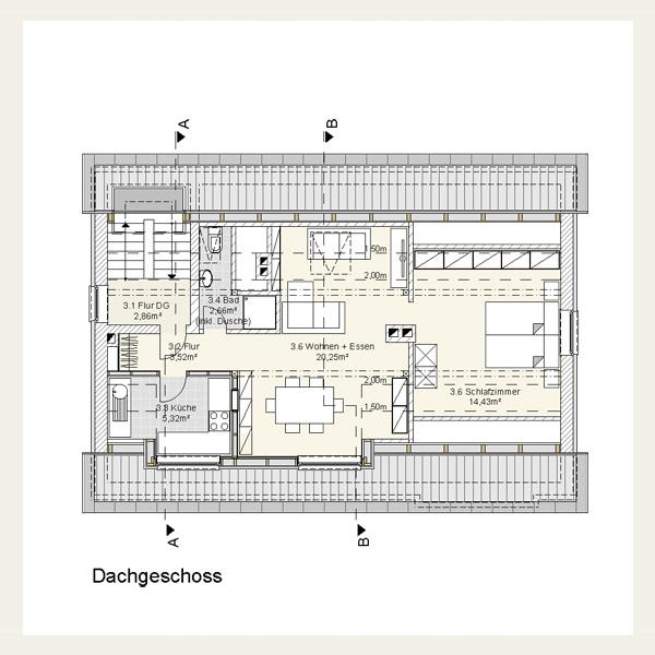 067 umbau und energetische sanierung eines for Zweifamilienhaus planen