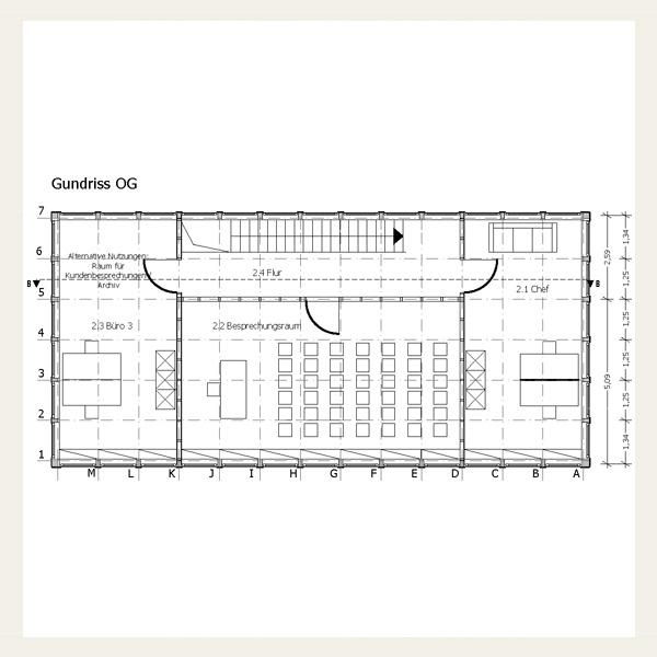 019 - Umbau, Erweiterung und Aufstockung eines Elektrobetriebes ...