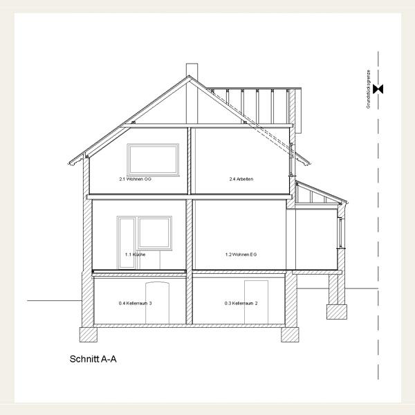 Gebaudeaufmass Und Bestandsplanerstellung Architekt Andreas
