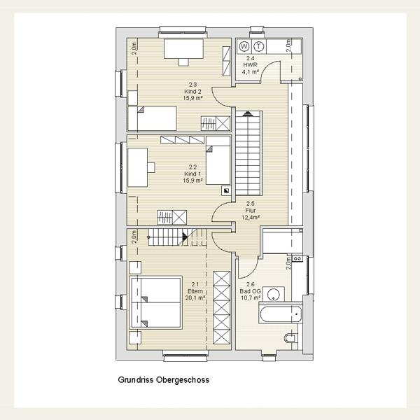 Neubau konzeptentwicklung architekt andreas rehmert for Architektur einfamilienhaus grundrisse